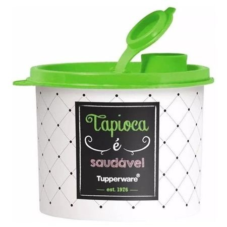 Tupperware Redondinha Tapioca 500ml Bistrô