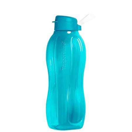 Tupperware Eco Garrafa 1,5 Litros Azul Turmalina