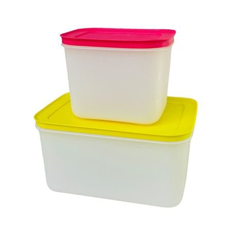 Tupperware Freezer Line 2 Pecas