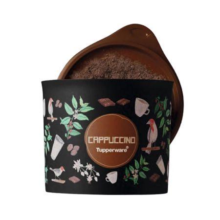 Tupperware Redondinha Cappuccino 500ml Floral