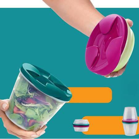 Tupperware Kit Tigelas Duo 2 Pecas