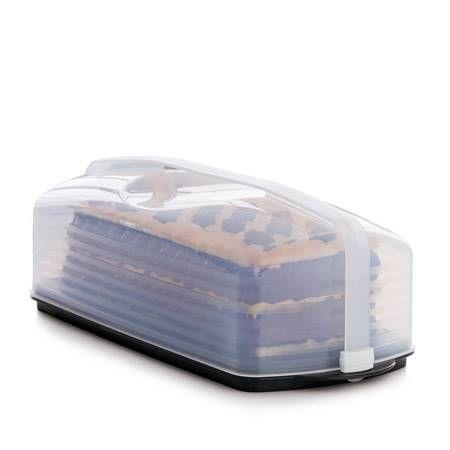 Tupperware Big Cake Retangular Plus