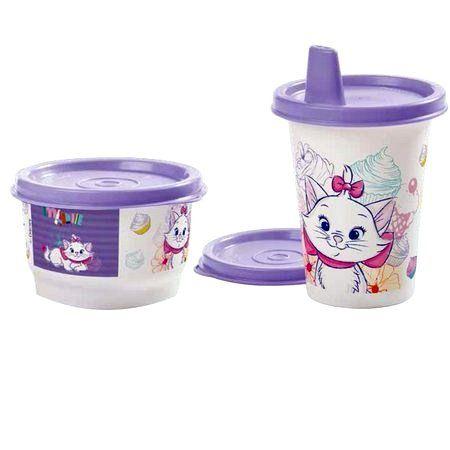 Tupperware Copo e Potinho Marie