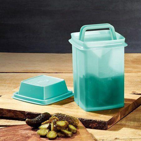 Tupperware Serve e Conserva 1,2 Litros Verde