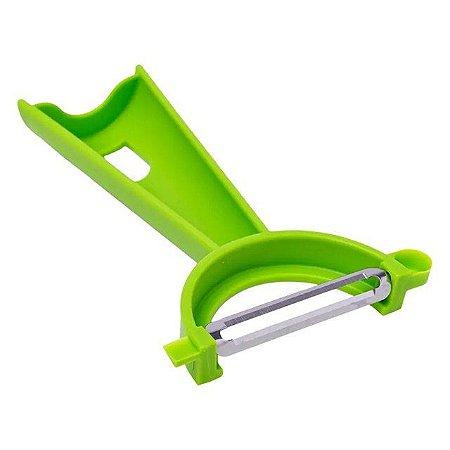 Tupperware Descascador Verde