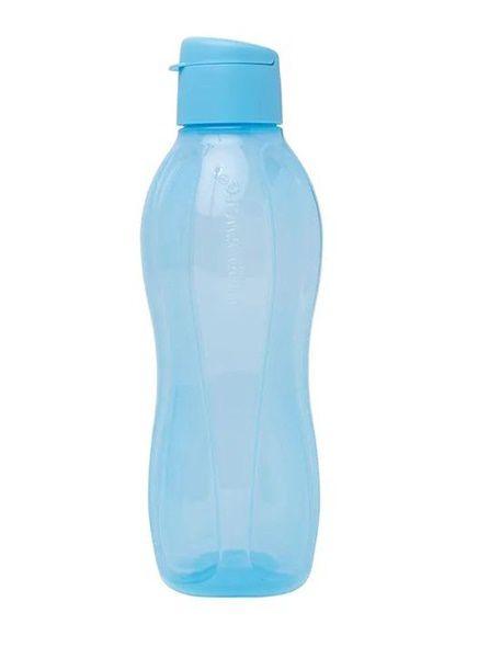 Tupperware Eco Garrafa Plus 1 Litro Azul Claro