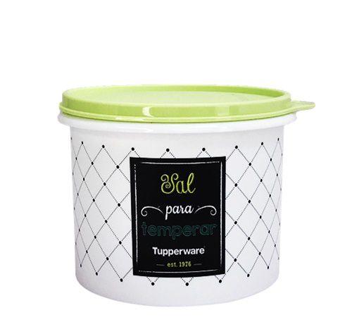 Tupperware Caixa de Sal 1kg Bistrô