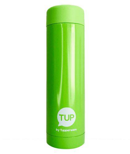 Tupperware Garrafa Térmica Tup 210ml Verde