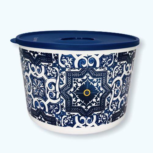 Tupperware Tigela Ilúmina 6,6 Litros Azul