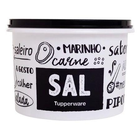 Tupperware Caixa de Sal 1kg PB