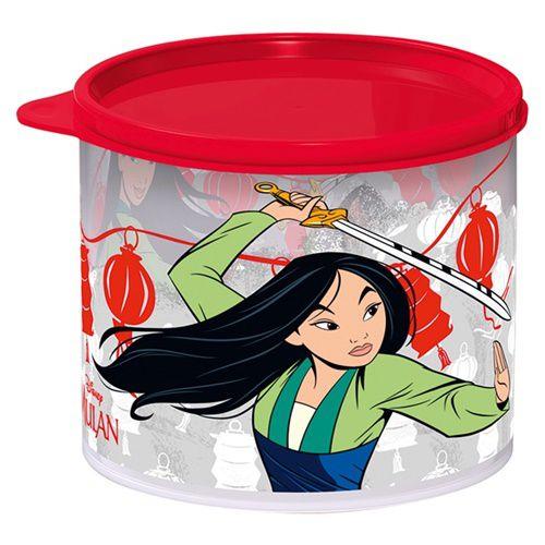 Tupperware Redondinha Mulan 500ml Vermelha