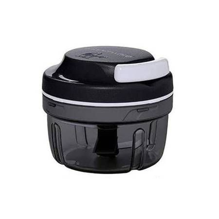 Tupperware Turbo Chef 300ml Preto Policarbonato