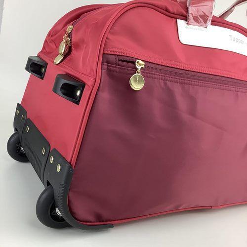 Tupperware Mala de Viagem Premium com Rodinhas Importada