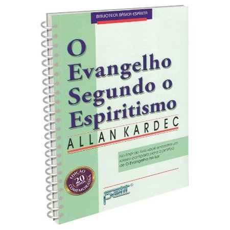 EVANGELHO SEGUNDO O ESPIRITISMO (O) PETIT ESPIRAL-1524
