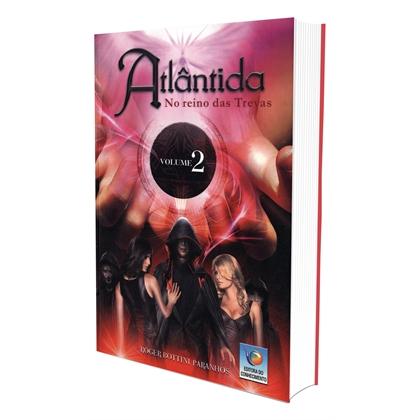 ATLÂNTIDA - NO REINO DAS TREVAS - VOL 2 - ED ANTIGA