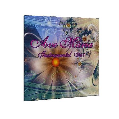 CD - AVE MARIA INSTRUMENTAL - VOL. 1