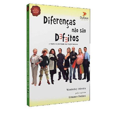 DIFERENÇAS NÃO SÃO DEFEITOS