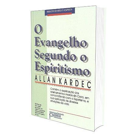 EVANGELHO SEGUNDO O ESPIRITISMO (O) PETIT NORMAL-1523