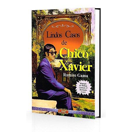 LINDOS CASOS DE CHICO XAVIER (ED. COLORIDA)