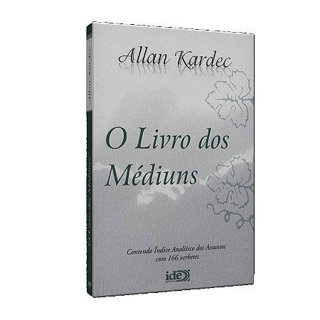 LIVRO DOS MÉDIUNS (O) IDE NORMAL (74259)