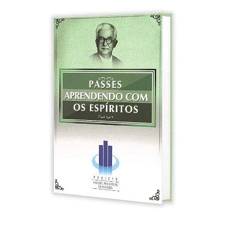 PASSES APRENDENDO COM OS ESPÍRITOS