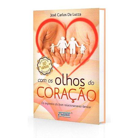 COM OS OLHOS DO CORAÇÃO - 16X23