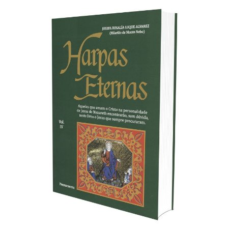 HARPAS ETERNAS VOL 4
