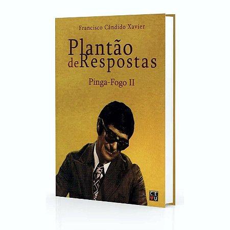 PLANTÃO DE RESPOSTAS - PINGA FOGO II