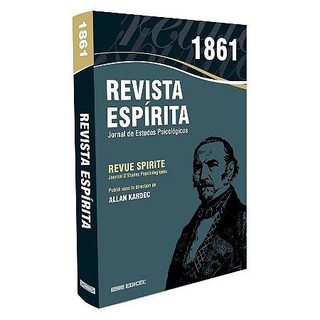 REVISTA ESPÍRITA 1861 ANO IV