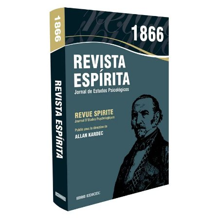 REVISTA ESPÍRITA 1866 ANO IX