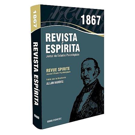 REVISTA ESPÍRITA 1867 ANO X