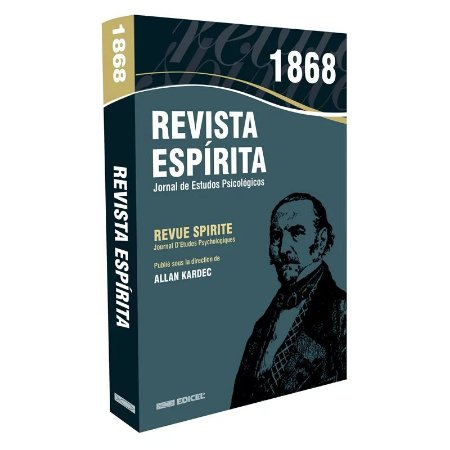 REVISTA ESPÍRITA 1868 ANO XI
