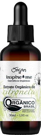 EXTRATO ORGANICO CITRONELA INSPIRIME 30ML