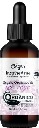 EXTRATO ORGANICO IPÊ ROXO INSPIRIME 30ML
