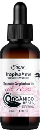 EXTRATO ORGANICO IPÊ ROSA INSPIRIME 30ML