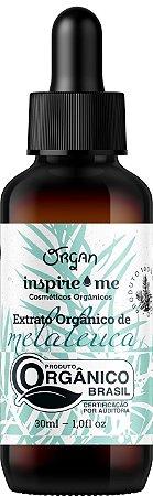 EXTRATO ORGANICO MELALEUCA INSPIRIME 30ML