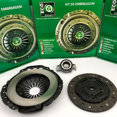 Kit Embreagem Fiat Uno 1.0 96 Á 2002