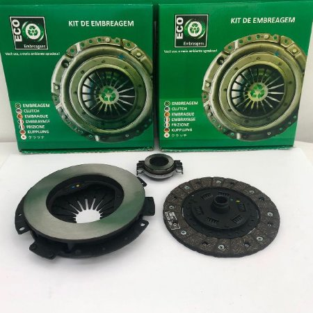 Kit Embreagem Vw Kombi 1.600 1962 Á 2006