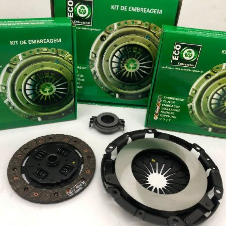 Kit Embreagem Vw Saveiro Motor Ap 1.6 85 Á 96