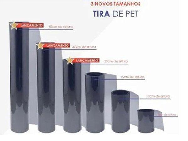 Kit 1 Rolo De Cada Tira Bolo Acetato Pet 5,10,15,20,25,30 Cm