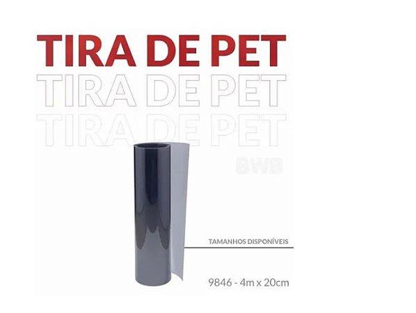 1 Rolo De Tira De Pet Acetato Bolo 20 Cm X 4 Metros PROMOÇÃO