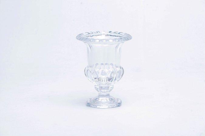 Vaso de Cristal de Chumbo Sussex Pequeno