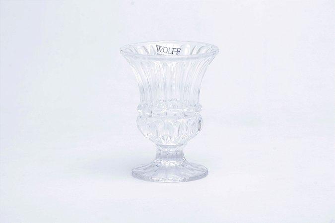 Vaso de Cristal de Chumbo Athena Pequeno