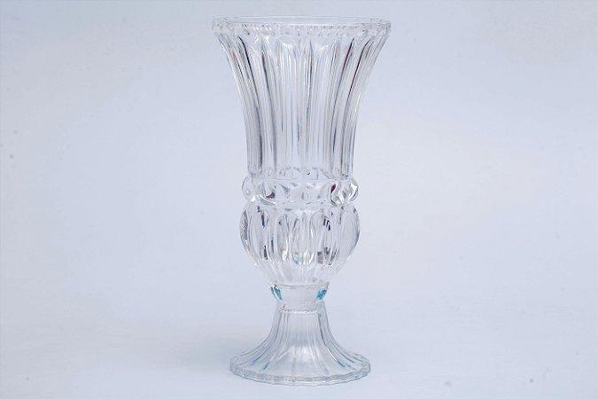 Vaso de Vidro Decorativo Grande