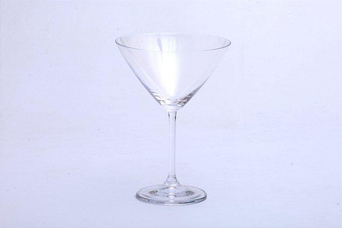 Conjunto de Taças Martini em Cristal 80ml