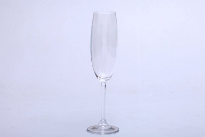 Conjunto de Taça Gastro para Champanhe de Cristal 6 pçs