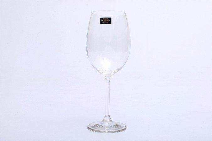Conjunto de Taça Gastro para Vinho de Cristal 6 pçs