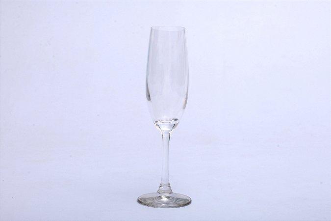 Conjunto de Taça para Champanhe de Cristal 4 pçs