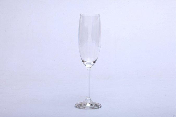 Conjunto de Taça em Cristal para Champanhe Harmony  6 pçs
