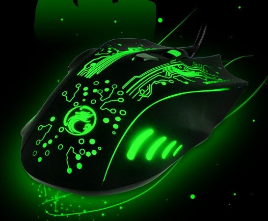 Mouse X9 Gaming 2400dpi LED